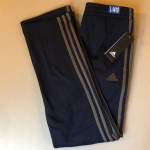Adidas Boys Tricot Athletic Pants